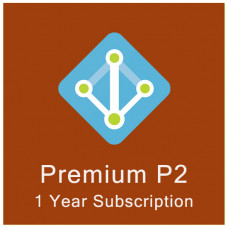 Azure Active Directory Premium P2 (annually subscription for 1 user)