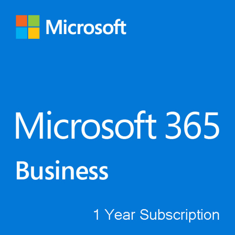 (AAA-55233) Microsoft 365 Business (annually subscription for 1 user)