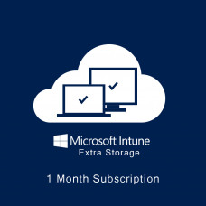 Microsoft Intune™ Extra Storage (monthly subscription for 1 user)