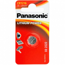 Panasonic CR1216, Blister*1
