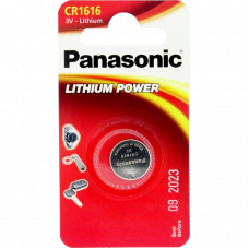 Panasonic CR1616, Blister*1