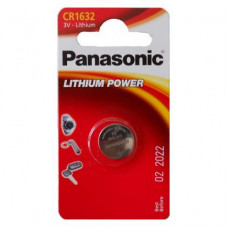 Panasonic CR1632, Blister*1