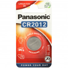 Panasonic CR2012, Blister*1
