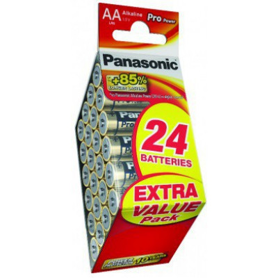 "(LR6XEG/24CD) - Батарейка Panasonic ""PRO Power"" AA Blister*24, Alkaline"
