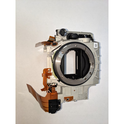 (ZIP-PH-1550) - Front Body Unit with Mirror Glass Reflective Panel for Nikon D800