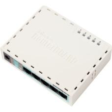 *RB951-2n 2.4GHz 50mW AP, Five Ethernet ports, 400MHz CPU, 32MB RAM (refurbished)