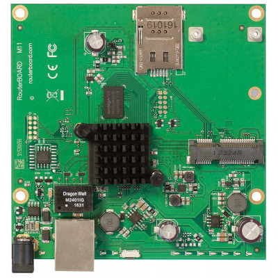 (RBM11G) - RBM11G Small size powerful OEM board with one Gigabit LAN and one miniPCIe slot