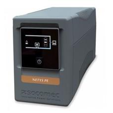 ИБП интерактивный Socomec NeTYS PE 650ВА/360Вт 230В 50/60Hz (AVR) монтаж напольный