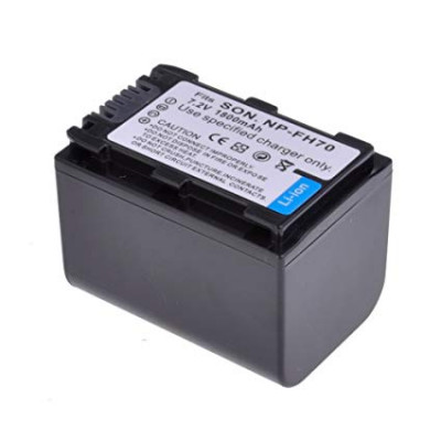 (35685) - Battery pack Sony NP-FH70 InfoLITHIUM 6,8V/12,2Wh/1800mAh for Sony Camcorders