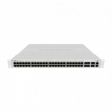 CRS354-48P-4S+2Q+RM The 48 port champion you've been waiting for - now with PoE-out!