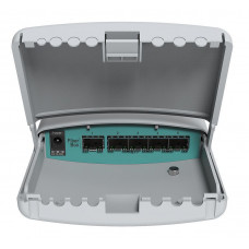 FiberBox An outdoor switch with five SFP ports