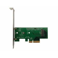 PCIe 3.0 x4 Host Adapter LyCOM DT-120 for M.2 NGFF PCIe SSD