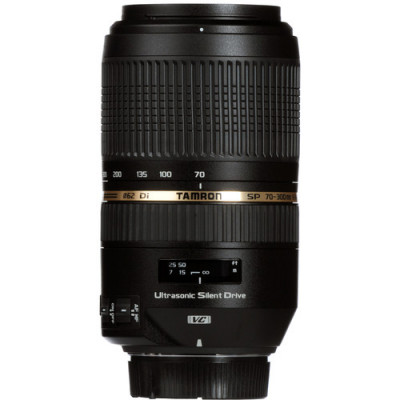 (4267) - TAMRON Lens AF 70-300 F/4-5,6 Di  VC USD for Canon