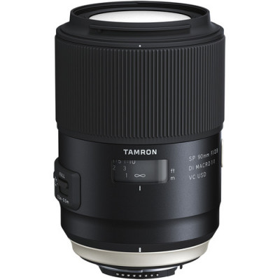 (4266) - TAMRON Lens AF SP 90mm F/2,8 Di Macro 1:1 for Canon