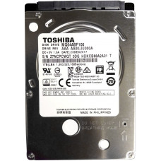 "(MQ04ABF100) 2.5"" HDD 1.0TB Toshiba MQ04ABF100,  5400rpm, 128MB, 7mm, SATAIII, bulk (without package)"