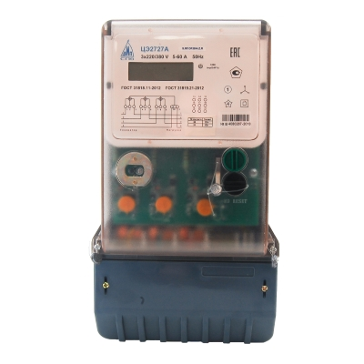 (CE2727A-B04) - CE2727A B04 - electronic three-phase electricity meter
