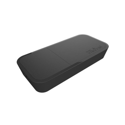 (RBwAP2nD-BE) - wAP BE, Small weatherproof wireless access point for mounting on a ceiling, wall or pole. In black