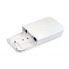 wAP, Small weatherproof wireless access point for mounting on a ceiling, wall or pole