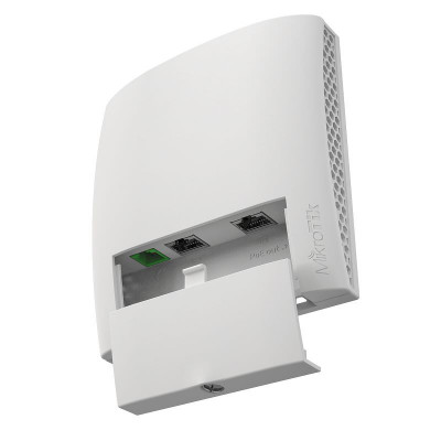 (RBwsAP-5Hac2nD) - wsAP ac lite, In-wall Dual Concurrent 2.4GHz / 5GHz wireless access point with three Ethernet ports and telephone jack pass through for hospitality networks
