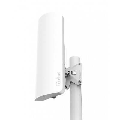 (MTAS-5G-15D120) - mANT 15s Dual-polarization 5Ghz 15dBi 120 degree beamwidth antenna with two RP-SMA connectors