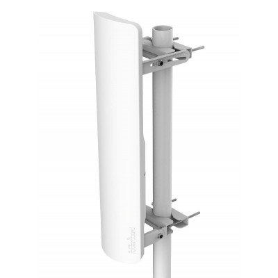 (MTAS-5G-19D120) - mANT 19S Dual-polarization 5Ghz 19dBi 120 degree beamwidth antenna with two RP-SMA connectors