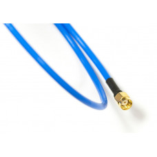 Flex-guide Low loss cable assembly, soldered on both ends, with silver plated copper and less than 0.65dB losses