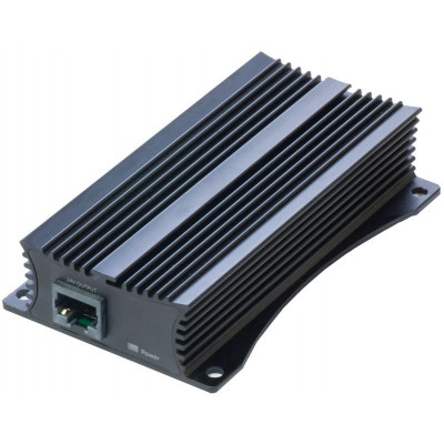 (RBGPOE-CON-HP) - RBGPOE-CON-HP 48 to 24V 10/100/1000Mbps PoE converter 802.3af support, 802.3at PoE plus support