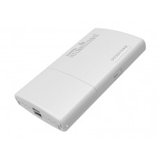 PowerBox Pro Five Gigabit Ethernet Router with 4xPoE-out ports, SFP cage and outdoor enclosure
