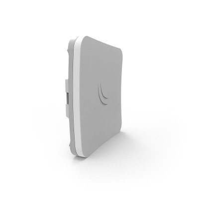 (RBSXTsq5HPnD) - SXTsq 5 High Power, Low-cost High Power small-size 16dBi 5GHz dual chain integrated CPE/Backbone