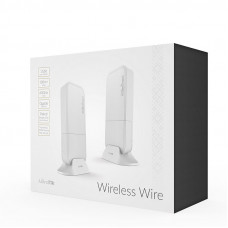 Wireless Wire 1 Gbps full duplex without cables!